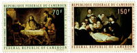 Cameroon - YT  PA169-70