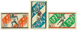 Cameroun - YT  PA179-81 - Postfrisk