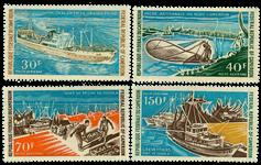 Cameroun - YT  PA182-85 - Postfrisk