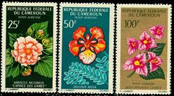 Cameroun - YT  PA81-83 - Postfrisk