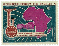 Cameroon - YT  PA101