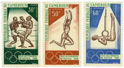 Cameroun - YT  PA118-20 - Postfrisk
