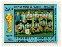 Cameroon - YT  PA352