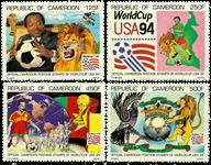 Cameroun - YT  871-74 - Postfrisk