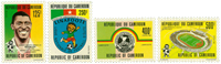 Cameroon - YT  855-58