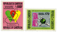 Cameroon - YT  869-70