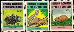 Cameroun - YT  771-73 - Postfrisk