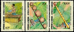 Cameroun - YT  752-54 - Postfrisk