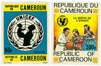 Cameroon - YT  761-62