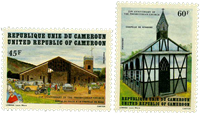 Cameroon - YT  702-03
