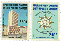 Cameroon - YT  706-07