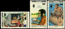 Cameroun - YT  725-27 - Postfrisk