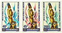 Cameroun - YT  584-86 - Postfrisk