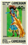 Cameroun - YT  600 - Postfrisk