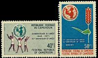 Cameroun - YT  510-11 - Postfrisk