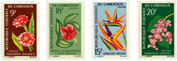 Cameroun - YT  422-24 - Postfrisk