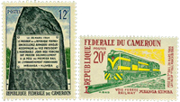 Cameroon - YT  392-93