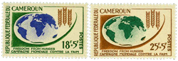 Cameroun - YT  365-66 - Postfrisk