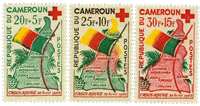 Cameroon - YT  314-16