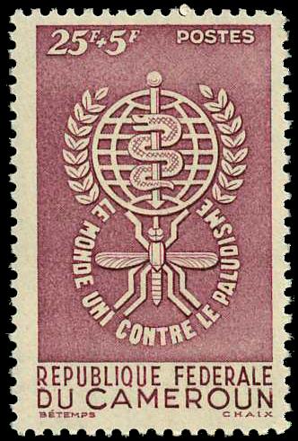 Cameroun - YT  338 - Postfrisk