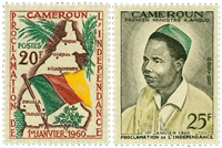 Cameroon - YT  310-11
