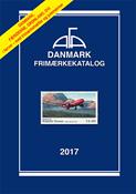 AFA Tanska-postimerkkiluettelo 2017