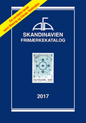 AFA Scandinavia stamp catalogue 2017 Excl. the Baltic States