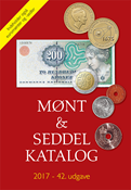 Danmark møntkatalog 2017