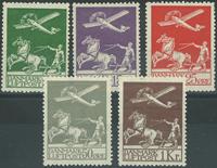 Danmark - Gl. Luftpost - 1925-29