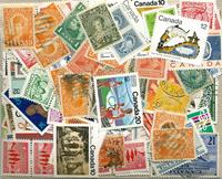 Canada - Duplicate lot