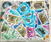 Luxemburg - Duplicate lot