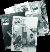 Australian Antarctic - Frank Hurley - Set of Maxi Cards