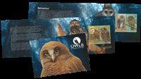 Australia - Owls - Mint prestige booklet