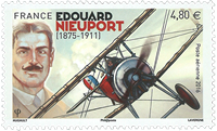 France - Edouard Nieuport - Mint stamp