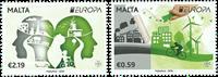Malta - Europa 2016 - Mint set 2v