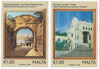Malta - Joint issue with Russia - Mint set 2v