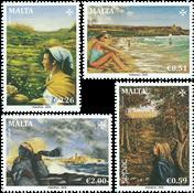 Malta - Sepac - Postfrisk sæt 4v