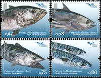 Portugal - Fisk - Postfrisk sæt 4v