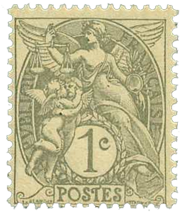 Frankrig - YT 107 - Postfrisk