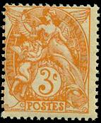 Frankrig - YT 109 - Postfrisk