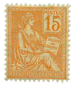 France - YT 117 - Neuf