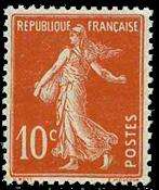 Frankrig - YT 138 - Postfrisk