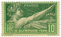 France - Olympic Games Paris YT183-186
