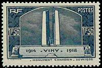 Frankrig - YT 317 - Postfrisk