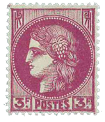 France - YT 376 - Mint