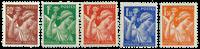 France - YT431-35 - Mint