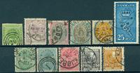 Danmark - 1854-1929