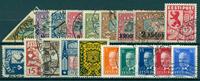 Estland - 1920-40