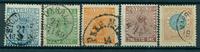 Sverige - 1855-72