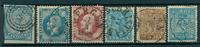 Norge - Parti - 1855-68